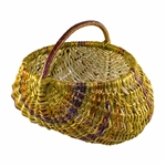 Poland is famous for hand made willow baskets. This is a tradition in areas of the country where willow grows wild and is very much a village and family industry. Beautifully crafted and sturdy, these baskets can last a generation. Perfect for Easter.