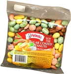Careful! These delightful candy coated peanut bits are addictive.  Assorted colors.