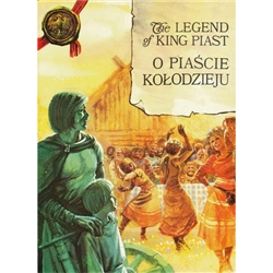 This popular legend is presented in a bilingual comic book format. 