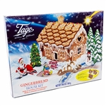 Make your own Polish gingerbread house.  Instructions in English!  You provide 4 eggs, salt and powdered sugar to complete.