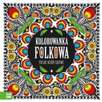 Take a folk tour around Poland with this delightful and unique coloring book.  Designed for older students (12 - 14 years) and adults interested in the fascinating world of Polish folk art, costumes and culture.  Our journey begins with nine of the most