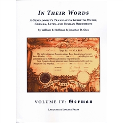 This 665-page work is designed to help genealogical researchers find and understand German-language records that will tell them about the lives of their ancestors and relatives. The book's features include: