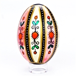 Colorful hand painted design made in Poland.  Stand sold separately.