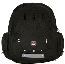 Flash computer backpack