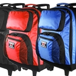EXPANDABLE DELUXE WHEEL BACKPACK