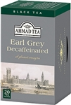 Ahmad Decaffeinated Earl Grey Tea 20 foil tea bags