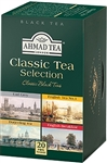 Ahmad Classic Tea Selection 20 foil tea bags