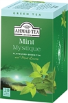 Ahmad Mint Mystique Green Tea 20 foil tea bags