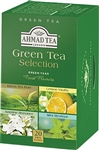 Ahmad Green Tea Selection 20 foil tea bags