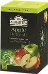 Ahmad Apple Refresh Black Tea 20 foil tea bags