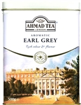 Ahmad Aromatic Earl Grey Loose Leaf Tea in Tin 17.6oz/500g (749)