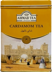 Ahmad Cardamon Loose Leaf Tea in Tin 17.6oz/500g (785)