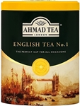 Ahmad English Tea No.1 in Tin