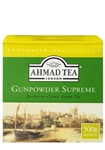 Ahmad Gun Powder Green Loose Leaf Tea in Paper Carton 17.6oz/500g (391)