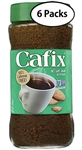 6 Jars Cafix Crystals Instant Drink 7oz/200g Each