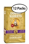 12 Packs Douwe Egberts Excellent Aroma Ground Coffee 8.8oz/250g Each