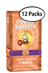 12 Packs Douwe Egberts Mocca Aroma Ground Coffee 8.8oz/250g Each