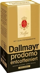 Dallmayr Decaffeinated Ground Coffee 17.6oz/500g