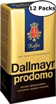 12 Packs Dallmayr Prodomo Ground Coffee 17.6oz/500g