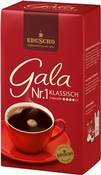 Eduscho Gala Nr. 1 Ground Coffee