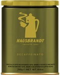 Hausbrandt Decaf Ground Coffee in Tin 8.8oz/250g (639)