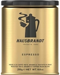 Hausbrandt Espresso Ground Coffee in Tin 8.8oz/250g (634)