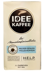 IDEE Kaffee Ground Coffee 17.6oz/500g