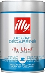 Illy Espresso Decaffeinated Ground Coffee  8.8oz/250g