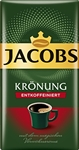 Jacobs Kronung Decaf Ground Coffee 17.6oz/500gr