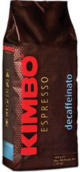Kimbo Espresso Decaffeinated Whole Beans