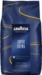 Lavazza Super Crema Espresso Whole Beans 2.2lb/1kg (4202)