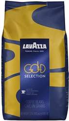Lavazza Gold Selection Whole Beans Coffee 2.2lb/1kg (4320)