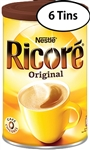 6 Tins of Nestle Ricore Instant Drink 9.17oz/260g
