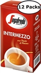 12 Packs Segafredo Intermezzo Ground Coffee 8.8oz/250g Each