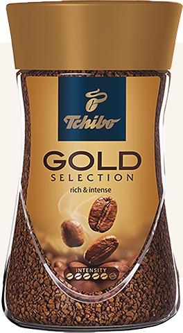 tchibo gold selection premium instant coffee. Black Bedroom Furniture Sets. Home Design Ideas