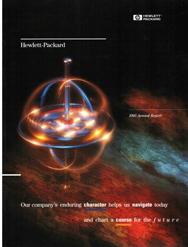 1995 Hewlett-Packard Annual Stock Report