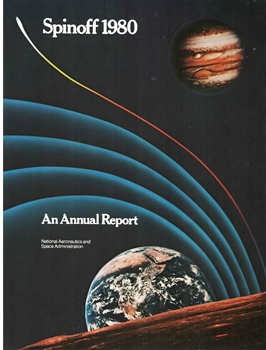 "1980 NASA ""SPINOFF"" Annual Report"