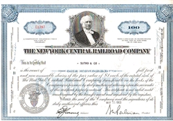 The New York Central Railroad Company