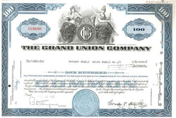 The Grand Union Company