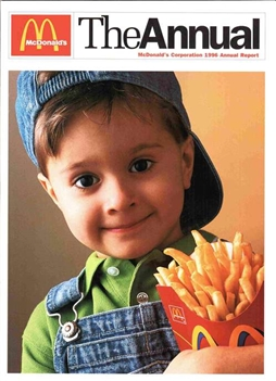 1996 McDonald's Annual Report