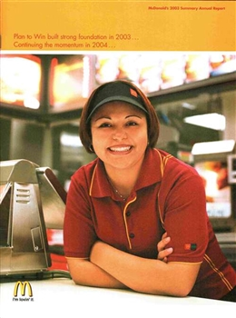 2003 McDonald's Summary Annual Report