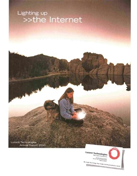 2000 Lucent Technologies Annual Report
