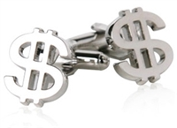 Money Money Money Cufflinks