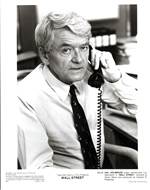 Wall Street The Movie - Hal Holbrook Movie Photo