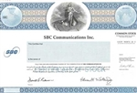 SBC Communications, Inc. Specimen Stock Certificate