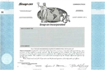 Snap-on, Inc. Specimen Stock Certificate