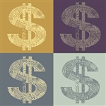 Money Art Print