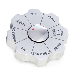 Executive Decision Maker Paperweight