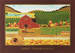 American Thanksgiving Card
