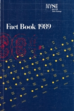 1989 New York Stock Exchange (NYSE) Fact Book